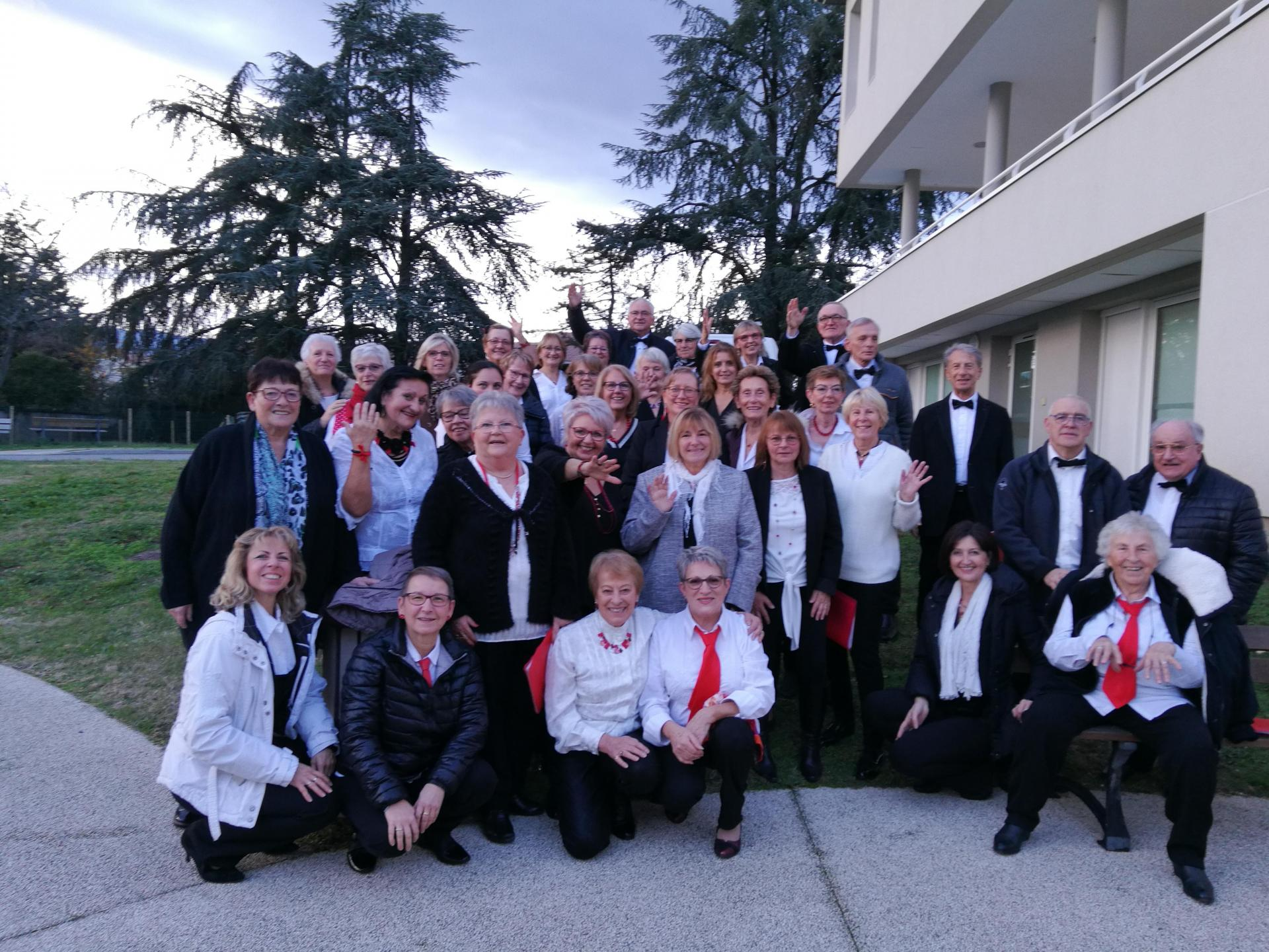 Chorale De Coeurs en Choeur  28 nov 2019