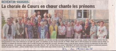 Article le dauphine 09 16