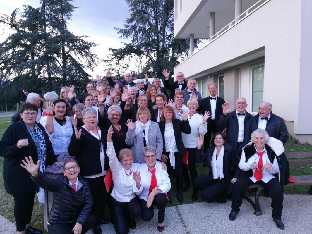 Chorale de coeurs en choeur sage 28 novembre 2019